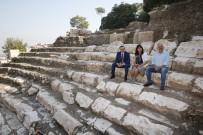ROMA İMPARATORLUĞU - 'İzmir'i Dünyaya Açacak Büyük Bir Çalışma Yapılıyor'