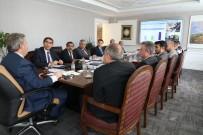 ÖZGÜR ÖZDEMİR - KASKİ İle 2020 Yılı Yatırımları Planlandı