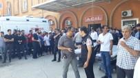 Kızıltepe'ye Atılan Havan Topu Nedeni İle 2 Sivil Şehit Oldu