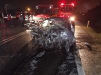 Kocaeli'de Kazada Yaralanan 1 Kişi Daha Hayatını Kaybetti