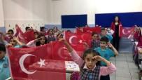 Minik Öğrencilerden Mehmetçik'e Büyük Destek