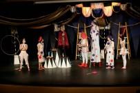 HÜSEYIN DEMIR - Odunpazarı Belediye Tiyatrosu Çocuk Oyunları Sezon Açılışını Yaptı