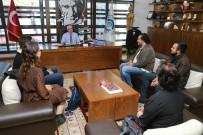 MİMARLAR ODASI - Odunpazarı Belediyesi'nden Gençlere Örnek Destek