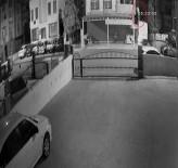 'Örümcek Hırsız' Kamerada