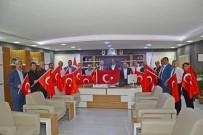 Sungurlu Belediye Meclisi'nden Barış Pınarı Herekatı'na Destek