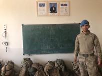 Zeytin Dalı'nda Ağır Yaralanan Uzman Çavuş Görev Bekliyor