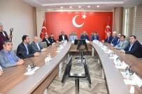 TÜRKIYE ODALAR VE BORSALAR BIRLIĞI - Aksaray'da STK'lardan Barış Pınarı Harekatı'na Destek