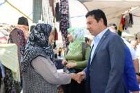MAHALLE MUHTARLIĞI - Başkan Aras, Gölköy'e Müjdeli Haberle Gitti