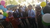 HEDİYELİK EŞYA - Çamdere Köyünde Halı Atölyesi Açıldı