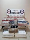 Edremit'te Polisten Kaçak Tütün Operasyonu