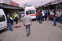 Elbistan'da Silahlı Saldırı Açıklaması 1 Yaralı
