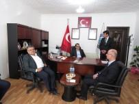 DOĞALGAZ - Enerji Ve Tabii Kaynaklar Bakanı Dönmez, Dodurga Beldesini Ziyaret Etti