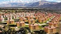 KONUT SATIŞI - Erzincan'da Eylül Ayında 309 Konut Satıldı