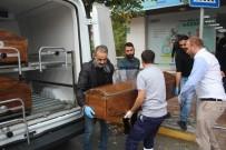 Eski Kocası Tarafından Öldürülen Kadının Cenazesi Morga Kaldırıldı