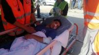 TATBIKAT - Gölbaşı Devlet Hastanesinde Deprem Ve Yangın Tatbikatı