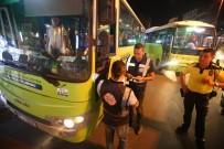 Güvenli Ulaşım İçin Halk Otobüslerine Denetim