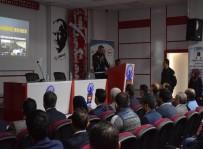 İscehisar'da Uyuşturucu İle Mücadele Semineri