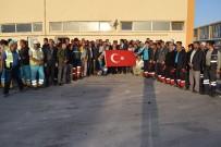 HAK İŞ - İşçilerden Fetih Suresiyle Barış Pınarı Harekatına Destek