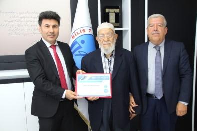 İslamoğlu'dan Rektör Karacoşkun'u Ziyaret Etti