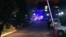 İstanbul'da 8. Kattan Düşen Kadın Ağır Yaralandı