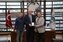 KıRKA - Kırkalılar Kültür Dayanışma Ve Yardımlaşma Derneği'nden Başkan Kazım Kurt'a Teşekkür Ziyareti