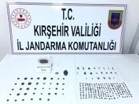 Kırşehir'de Tarihi Eser Kaçakçılığı Operasyonu