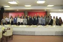 TÜRKIYE ODALAR VE BORSALAR BIRLIĞI - Mersin'deki Oda Ve Borsalardan 'Barış Pınarı Harekatı'na Destek