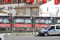 2020 AVRUPA ŞAMPİYONASI - Milli Takım Futbolcularının Asker Selamı Nevşehir Sokaklarında