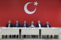 Nevşehir'de İş Adamları Ve STK'lar Barış Pınarı Harekatı'na Destek Verdi