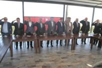 Rize'deki İş Dünyası Ve STK'lardan Barış Pınarı Harekatı'na Asker Selamlı Destek