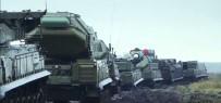NOVOSIBIRSK - Rusya, Ülkenin Güneyine Yeni Füze Savunma Sistemleri Yerleştirdi