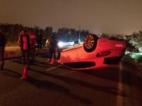 Sakarya'da Zincirleme Kaza Açıklaması 3 Yaralı