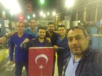 OTOKAR - Savunma Sanayi Emekçilerinden Mehmetçiğe Destek