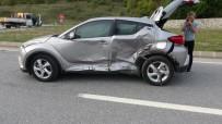 Şile Yolunda Trafik Kazası Açıklaması 6 Yaralı