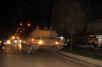 ZIRHLI ARAÇ - Sınıra Tank Ve Zırhlı Araç Sevkiyatı
