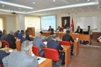 Şırnak'ta İl Koordinasyon Kurulu Toplantısı Yapıldı