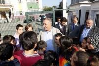 Sultangazi'de Okullara 93 Ton Temizlik Malzemesi Desteği
