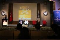 """TABIP Lectures Series """"Bilim Diplomasisi Konuşmaları"""" Sona Erdi!"""