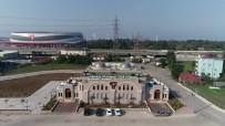 SAUNA - Tekkeköy'den 5 Yıldızlı Hamam Hizmeti