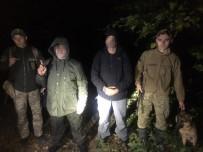SLOVAKYA - Ukrayna'da 6 Türk Vatandaşı Sınırdan Kaçak Geçerken Yakalandı
