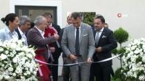 NEVZAT DEMİR - Yusuf Tunaoğlu Futbol Yönetim Merkezi Açıldı