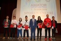 İMAM HATİP LİSESİ - 12 Sporcu Yılın EN'leri Ödülünü Aldı