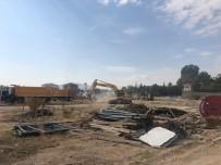 SPOR BAKANLIĞI - 15 Milyon TL  Ödenek Gelen Stadyum İçin Çalışmalar Başladı