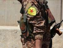 600'e yakın YPG'li terörist firar etti