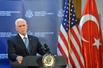 MİKE PENCE - ABD Başkan Yardımcısı Pence Açıklaması 'ABD İle Türkiye, Suriye'de Bir Ateşkes Konusunda Anlaşmaya Vardı'