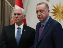 ABD ve Türkiye'den 13 maddelik ortak açıklama