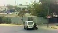 Aşırı Hız Sonucu Feci Kaza Kamerada Açıklaması 1 Ağır Yaralı