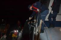 Balıkesir Ve Çanakkale'de 151 Düzensiz Göçmen Yakalandı