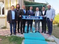 MEHMET DEMIR - Belediye Kütahyaspor Kulübünden Emniyet Müdürü Koç'a Ziyaret