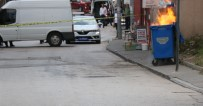 ŞÜPHELİ PAKET - Bolu'da, Çöp Konteynerine Konulan Şüpheli Paket Patlatıldı